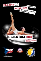 II. BACK Together - Open International Majorettes and Twirling competition